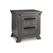 Algoma 2 Drawer Night Stand