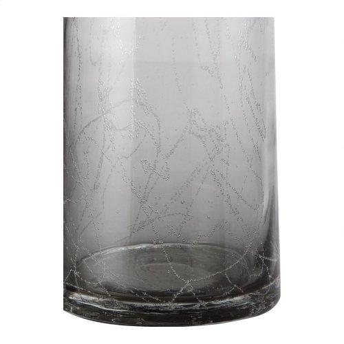 Peppi Bottle Vase Grey