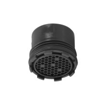 Aerator - reduces water flow from 2.2 to 1.5gpm
