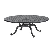 "Grand Terrace 48"" Round Chat Table"