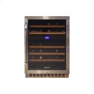 "Heritage 24"" Wine Cellar - Single Zone with Right Door Hinge Product Image"