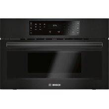 500 Series built-in microwave 30'' Black HMB50162UC