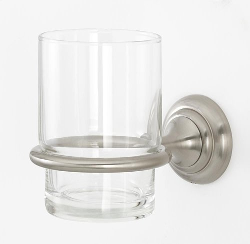 Charlie's Collection Tumbler Holder A6770 - Satin Nickel