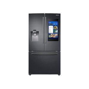 Samsung Appliances24 cu. ft. Capacity 3 -Door French Door Refrigerator with Family Hub (2017)