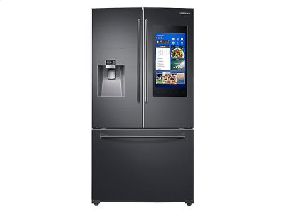 24 cu. ft. Capacity 3 -Door French Door Refrigerator with Family Hub (2017) Product Image
