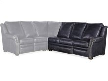 Pauley RAF Sofa Recline At Arm w/Articulating Headrest