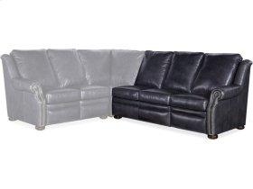 Pauley RAF Sofa Recline At Arm w/Articulating Headrest