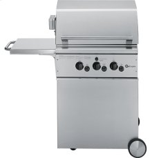"27"" GE Monogram® Outdoor Cooking Center Portable Cart"