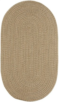 Simplicity Flax Braided Rugs