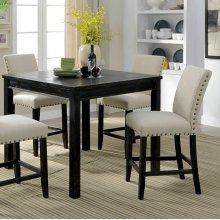 Kristie 5 Pc. Counter Ht. Table Set