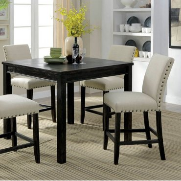 Kristie 5 Pc. Counter Ht. Table Set