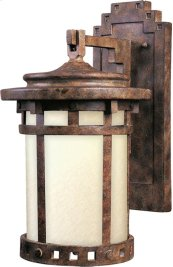 Santa Barbara LED 1-Light Outdoor Wall Lantern
