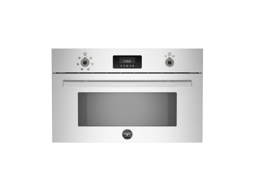 30 Convection Steam Oven Stainless