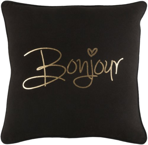 """Glyph GLYP-7110 18"""" x 18"""" Pillow Shell with Polyester Insert"""