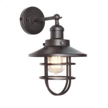 Mini Hi-Bay 1-Light Wall Sconce