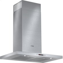 "500 Series HCB50651UC 30"" Box Canopy Chimney Hood 500 Series - Stainless Steel"