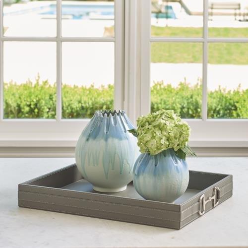 Cut Carved Vase-Cloud-XL