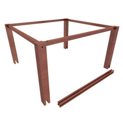 Top Tent Wood Frame (Twin) : Chestnut