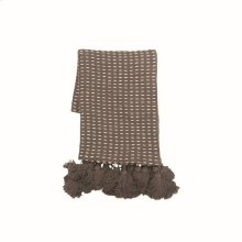 Hand Woven Kadin Throw