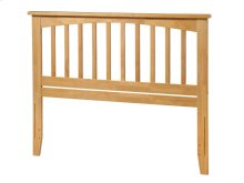 Mission Headboard Queen Natural