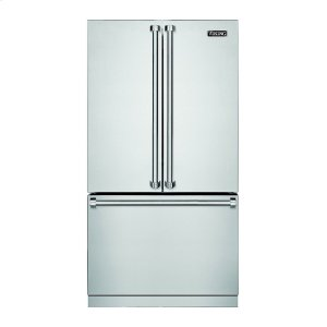 "Viking36"" French-Door Bottom-Freezer - RVRF3361 Viking 3 Series"