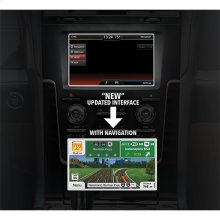 Next Generation Fully Integrated Navigation System For Ford Branded Vehiles