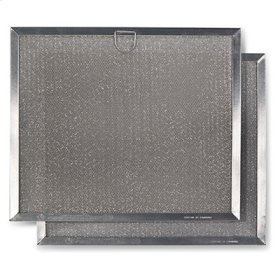 Aluminum Replacement Grease Filter without Antimicrobial Protection for the AP1 and RP1 Series Range Hood
