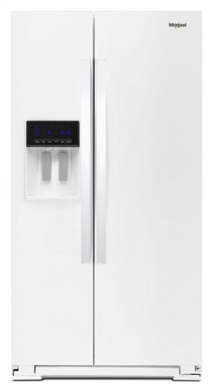 Cabinet Depth Sxs Side By Side Refrigerators