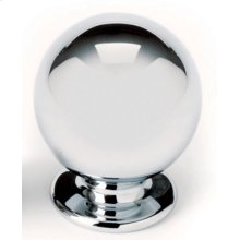 Knobs A1030 - Polished Nickel