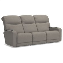 Levi Power Wall Reclining Sofa w/ Headrest & Lumbar