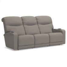 Levi Power Wall Reclining Sofa w/ Headrest & Lumbar