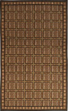 Hard To Find Sizes Grand Parterre Va06 Multi Rectangle Rug 9'2'' X 13'