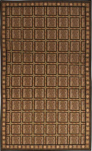 Hard To Find Sizes Grand Parterre Va06 Multi Rectangle Rug 13'9'' X 22'