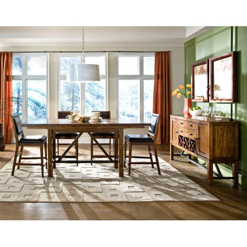 Dining - Santa Clara Trestle Gathering Table