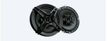 "6.5"" (16 cm) 4-way speakers"
