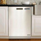 "Floor Model - Distinctive 24"" Dishwasher, Stainless Steel"