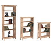 Mission Book Shelves Product Image