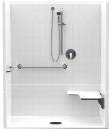 F1604P - FreedomLine Shower