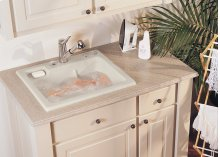 Jetted Laundry Sink 2