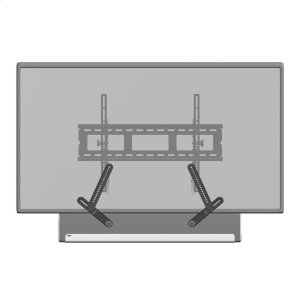 SonosBlack- Seamlessly integrate Playbar with your wall-mounted TV.