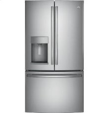 GE® ENERGY STAR® 25.7 Cu. Ft. French-Door Ice & Water Refrigerator