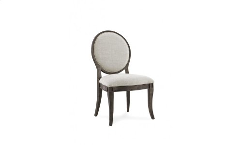 St. Germain Oval Back Side Chair