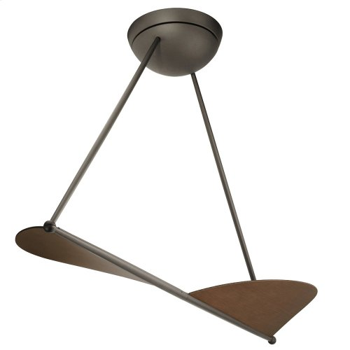 Kyte Collection 50 Inch Kyte Ceiling Fan NI