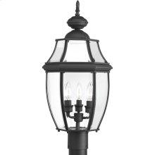 New Haven Collection Three-Light Post Lantern