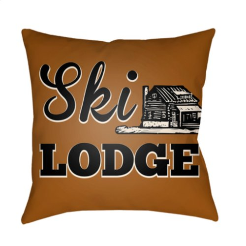 "Lodge Cabin LGCB-2036 26"" x 26"""