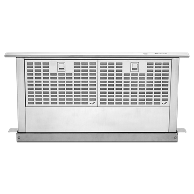 "Euro-Style Stainless 36"" Telescoping Downdraft Ventilation Photo #1"