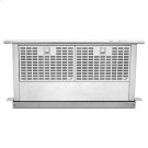 "Euro-Style Stainless 36"" Telescoping Downdraft Ventilation Product Image"