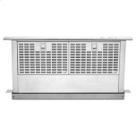 "JENN-AIREuro-Style Stainless 36"" Telescoping Downdraft Ventilation"