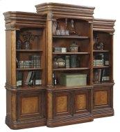 Napa Left Bookcase