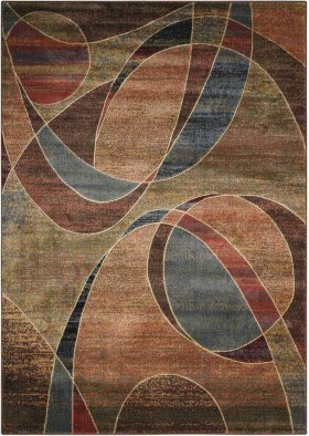 EXPRESSIONS XP07 MTC RECTANGLE RUG 5'3'' x 7'5''